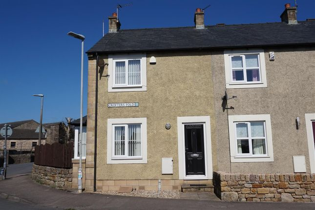 Thumbnail End terrace house to rent in Crofters Fold, Galgate, Lancaster