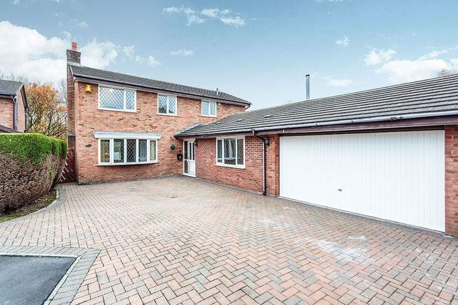 Thumbnail Detached house to rent in Greenacres, Fulwood, Preston