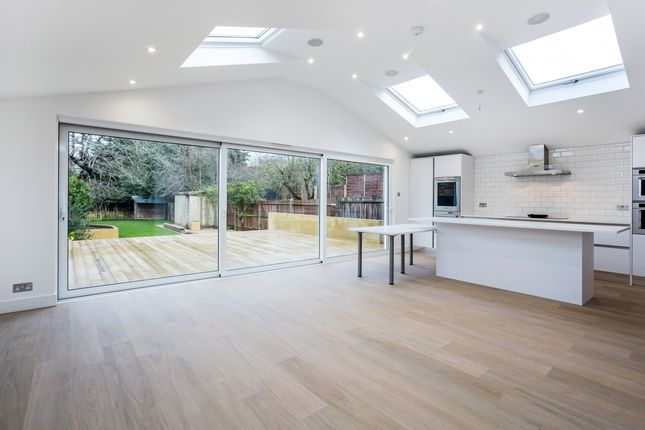 Thumbnail Detached house to rent in Clarence Road, Windsor