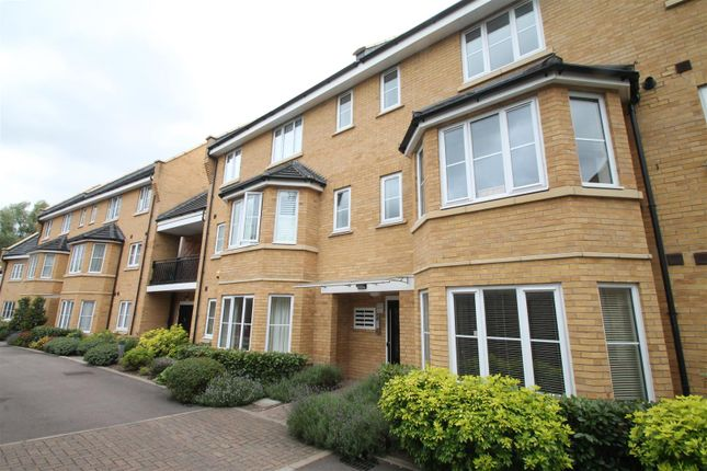 Thumbnail Flat for sale in Bayswater Close, London