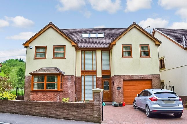 Thumbnail Detached house for sale in Varteg Row, Bryn, Port Talbot, Neath Port Talbot.