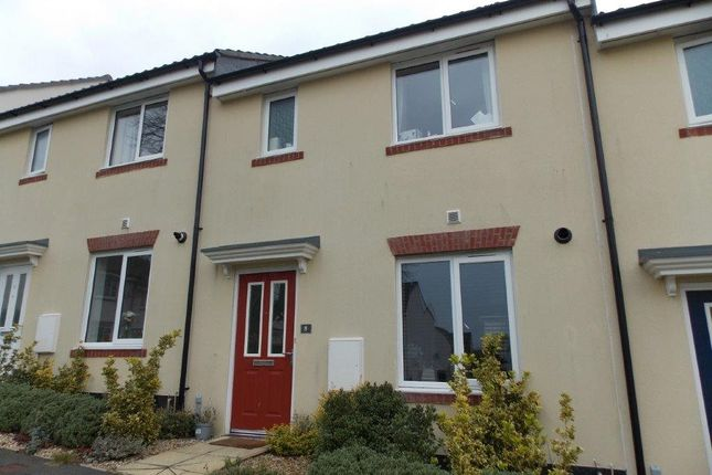Thumbnail Terraced house to rent in Lime Grove, St Austell, Cornwall