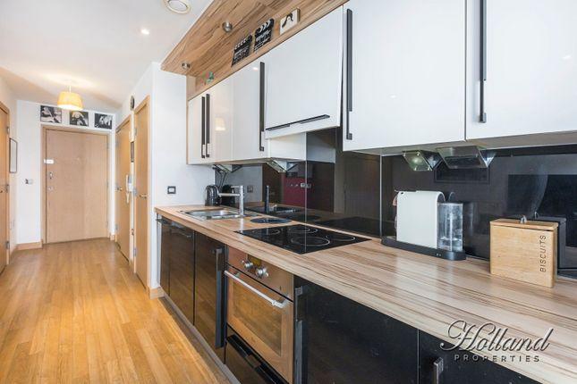 Thumbnail Studio for sale in Terrace Apartments, 40 Drayton Park
