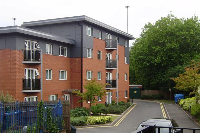 Thumbnail Flat for sale in Hever Hall, Conisbrough Keep, City Centre