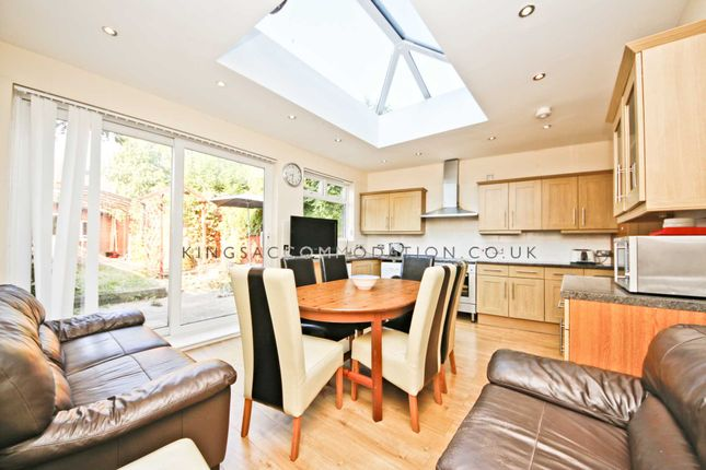Thumbnail Terraced house to rent in Vectis Road, London