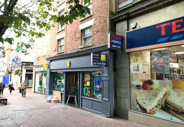 Thumbnail Retail premises to let in 23, Pride Hill, Shrewsbury