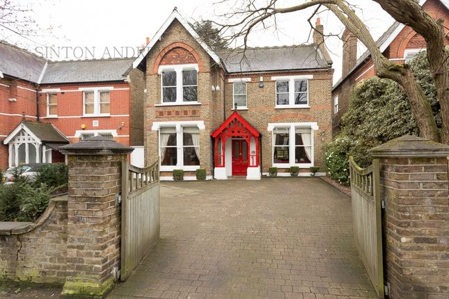 Thumbnail Detached house for sale in Castlebar Road, Ealing