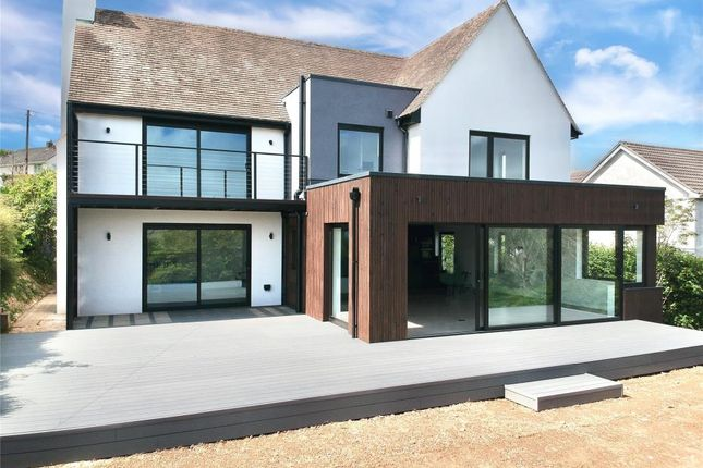 Thumbnail Detached house for sale in Burscombe Lane, Sidmouth, Devon
