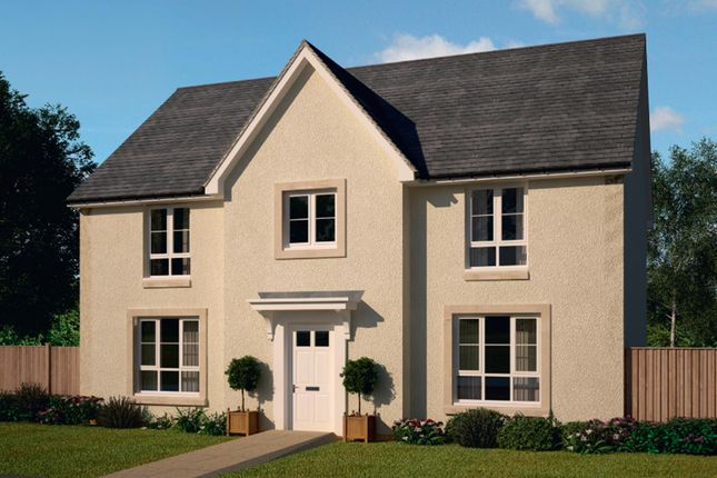 "Thumbnail Detached house for sale in ""Buchanan"" at Newtonmore Drive, Kirkcaldy"