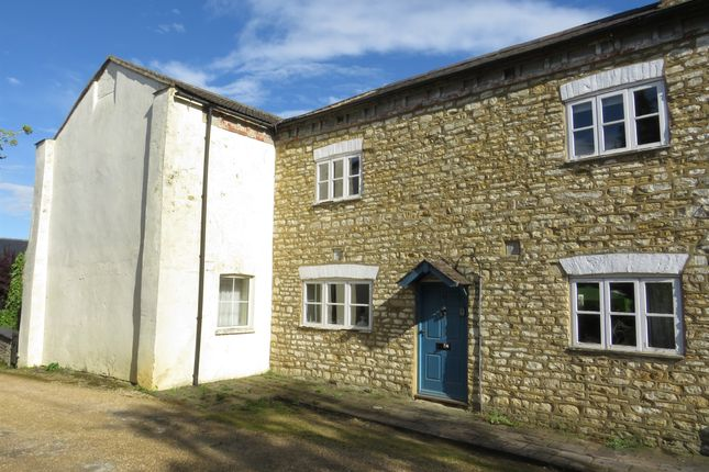 Thumbnail End terrace house for sale in Mount Pleasant, Yardley Gobion, Towcester
