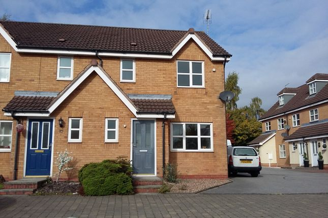 Thumbnail Property to rent in Stonehills Way, Sutton-In-Ashfield