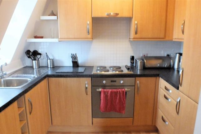 Thumbnail Flat to rent in Ripley Road, Old Town, Swindon