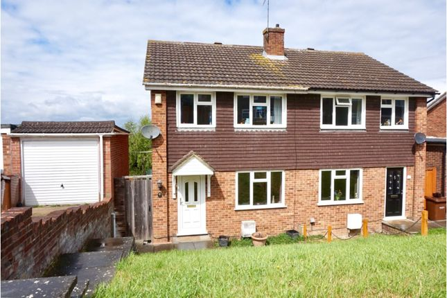 Thumbnail Semi-detached house for sale in Sedley Close, Rochester
