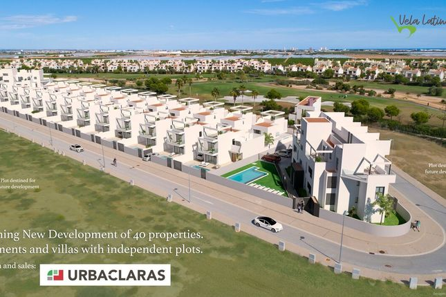 Thumbnail Apartment for sale in Roda Golf Resort, Los Alcázares, Murcia, Spain