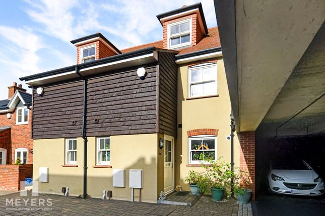 3 bed property for sale in The Old Sorting Office, Wick Lane, Christchurch BH23