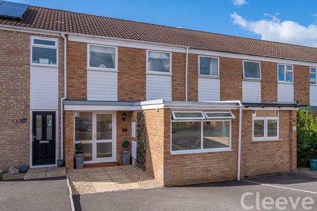 Thumbnail Terraced house for sale in Willow Close, Woodmancote, Cheltenham