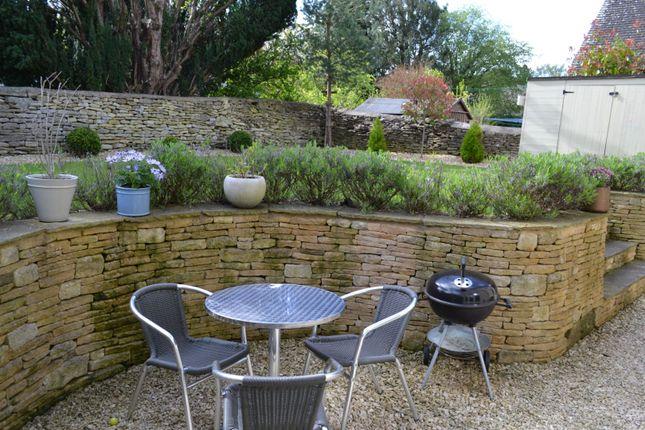Garden of Parsons Court, Minchinhampton GL6