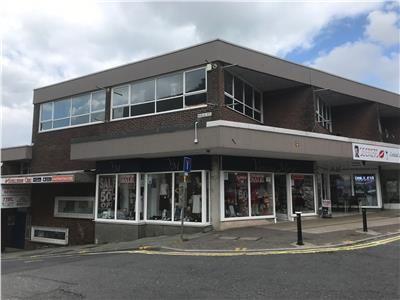 Retail premises to let in Keirby Walk, Burnley