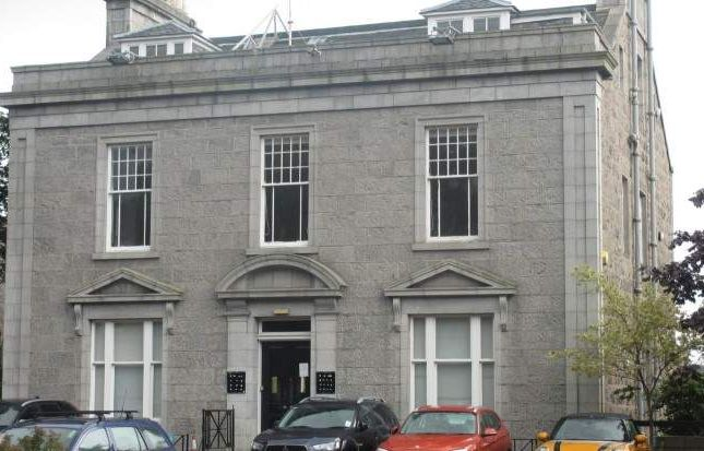 Thumbnail Office for sale in Albyn Place, Aberdeen