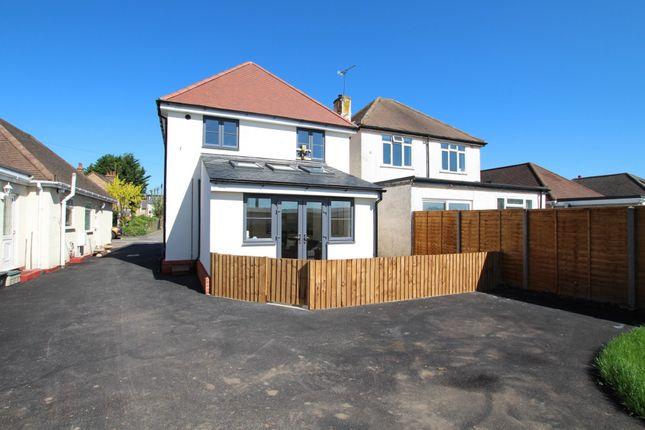 Thumbnail Duplex to rent in Salsbury Road, Hoddesdon