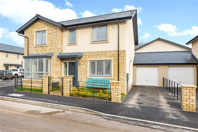 Thumbnail Detached house for sale in Beckford Drive, Lansdown, Bath, Somerset