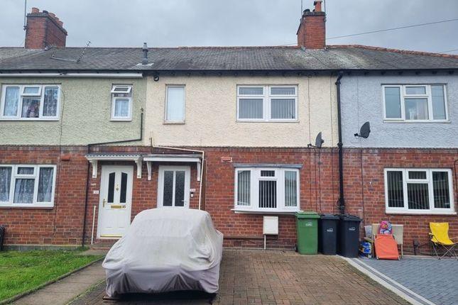 2 bed terraced house to rent in Westfield Road, Hurst Green, Halesowen B62