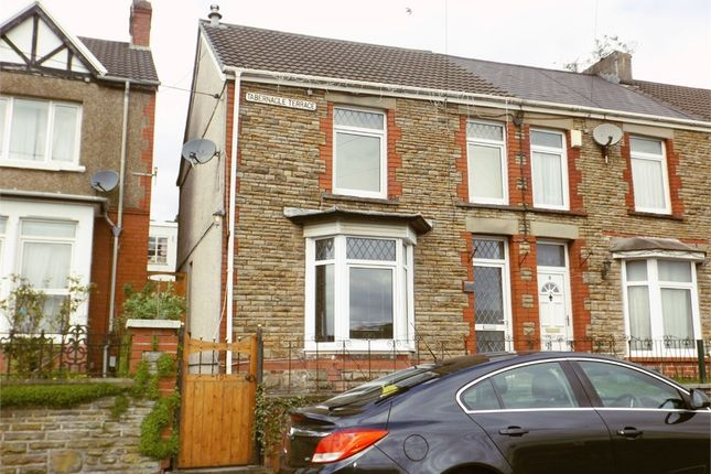 Thumbnail End terrace house for sale in Tabernacle Terrace, Cwmavon, Port Talbot, West Glamorgan