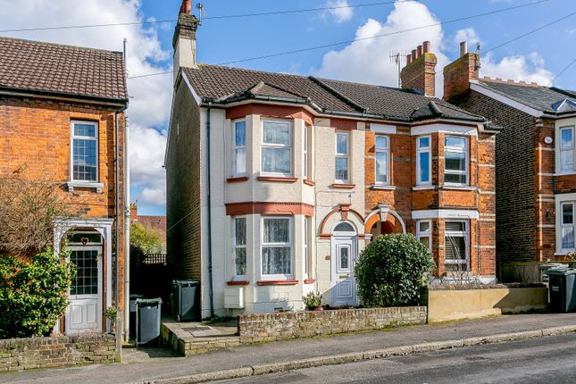 Thumbnail Semi-detached house for sale in Mabledon Road, Tonbridge