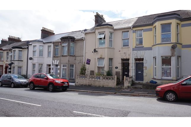 Thumbnail Flat for sale in Elliott Road, Plymouth
