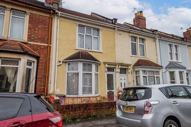Thumbnail Terraced house for sale in Garnet Street, Bedminster, Bristol