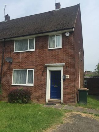 Thumbnail Property to rent in Prior Deram Walk, Canley, Coventry