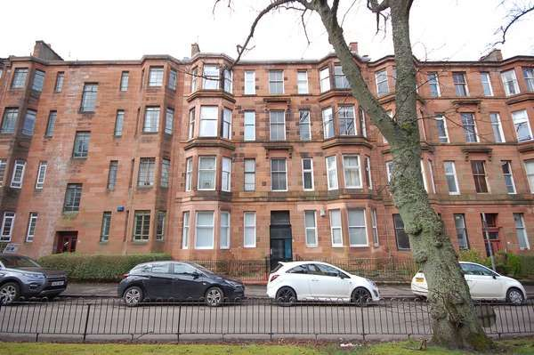 Thumbnail Flat for sale in 2/1, 11 Dudley Drive, Glasgow