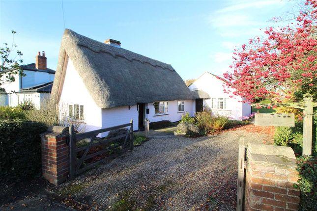 Thumbnail Cottage for sale in Cherry Tree Cottage, Park Lane, Langham, Colchester