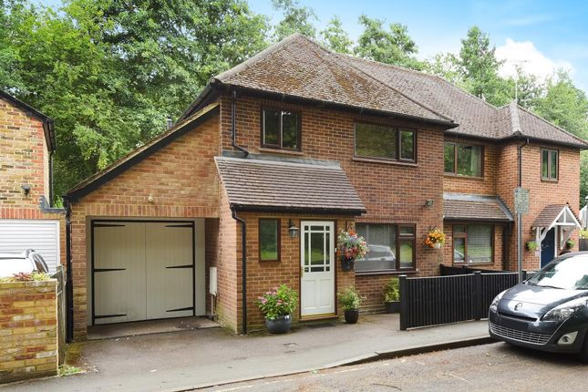 Thumbnail Semi-detached house for sale in Horsell Moor, Woking