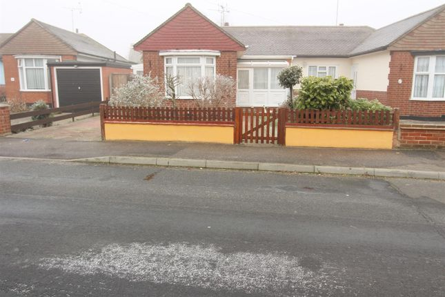 1 bed semi-detached bungalow for sale in Boyce View Drive, Benfleet