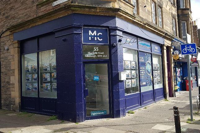 Thumbnail Retail premises to let in Mayfield Road, Edinburgh