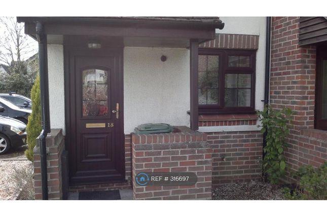 Thumbnail End terrace house to rent in Stubbs Folly, Sandhurst