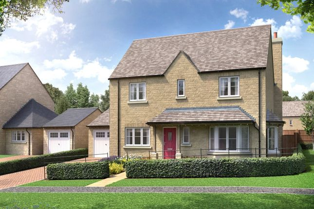 Thumbnail Detached house for sale in Plot 31, Deanfield Grange, Milton Road, Shipton-Under-Wychwood, Oxfordshire