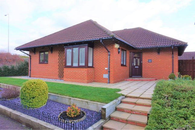 Thumbnail Detached bungalow for sale in Walton Park, Milton Keynes