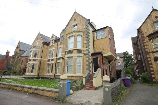 Thumbnail Semi-detached house for sale in Denman Drive, Liverpool