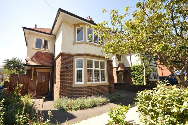 Thumbnail Detached house for sale in Rowsley Road, St Annes, Lytham St Annes, Lancashire