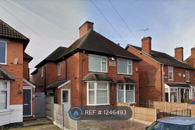 1 bed flat to rent in Beech Lane, Stretton, Burton-On-Trent DE13