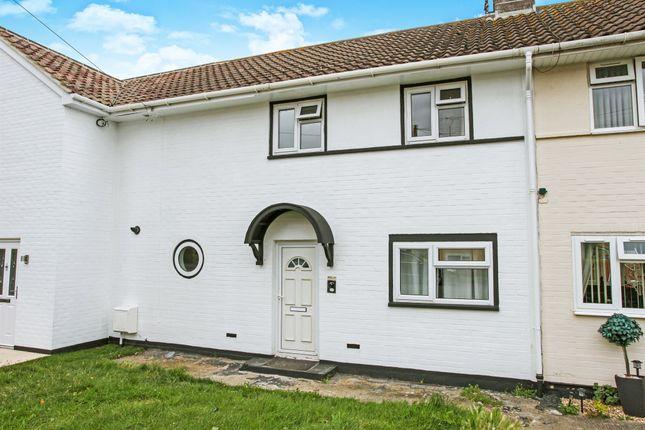Thumbnail Terraced house for sale in Coronation Road, Durrington, Salisbury