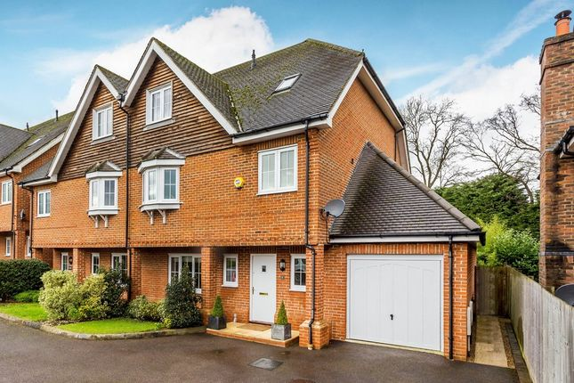 Thumbnail Semi-detached house for sale in Bay Trees, Hurst Green, Oxted