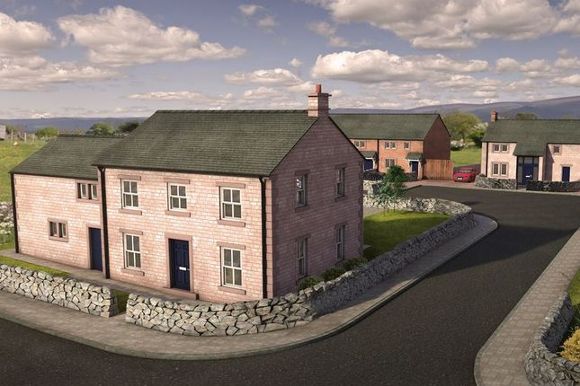 Thumbnail Detached house for sale in Larch House, Woodyard Place, Penrith