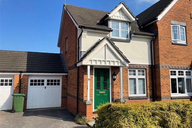 2 bed semi-detached house to rent in Cave Grove, Emersons Green, Bristol BS16