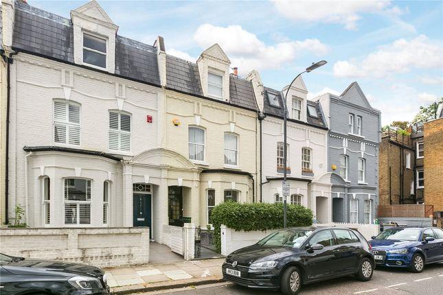 External of Mimosa Street, Parsons Green, Fulham, London SW6