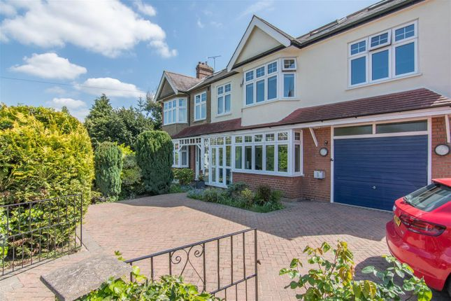 Thumbnail Semi-detached house for sale in Parsonage Gardens, Chase Side Estate, Enfield