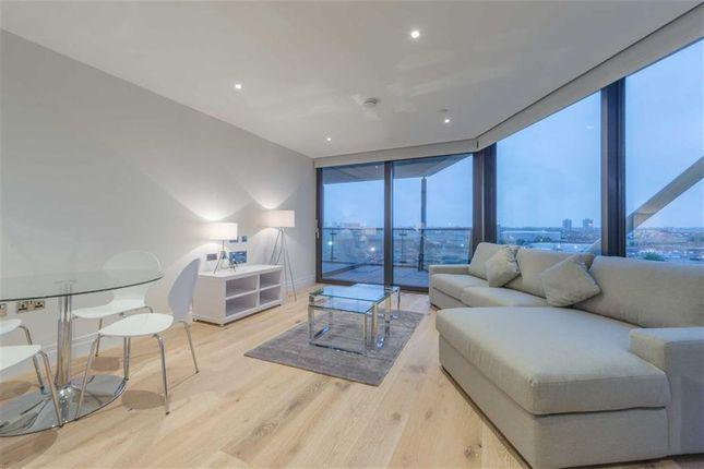 1 bed flat for sale in Three Riverlight Quay, Nine Elms Lane, Vauxhall, London