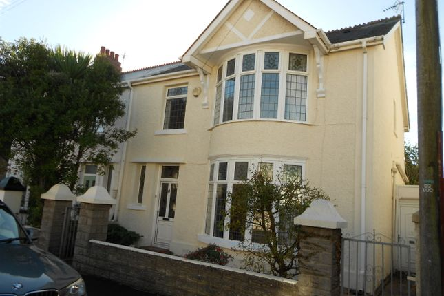 Thumbnail Semi-detached house to rent in Arlington Road, Porthcawl